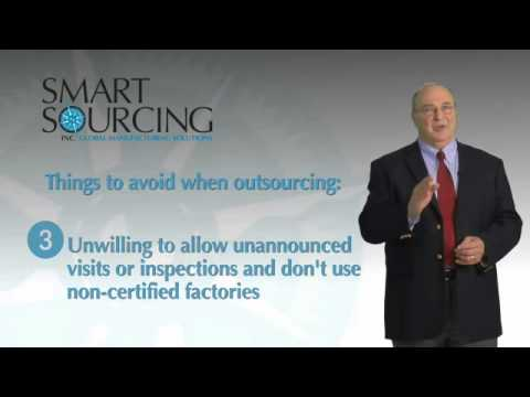 Top 5 things to avoid for outsourced manufacturing success