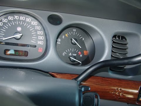 How to repair your Buick LeSabre Instrument Cluster | 2000 2001 2002 2003 2004 2005