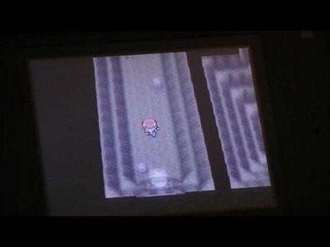 Pokemon diamond/pearl how to get to spear pillar