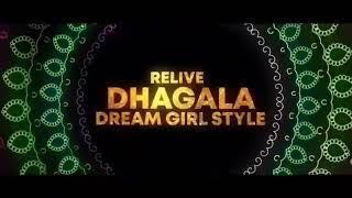 DreamGirl -- Riteish Deshmukh in a song with Ayushmann Khurana & Nusrat Bharucha 😁😁