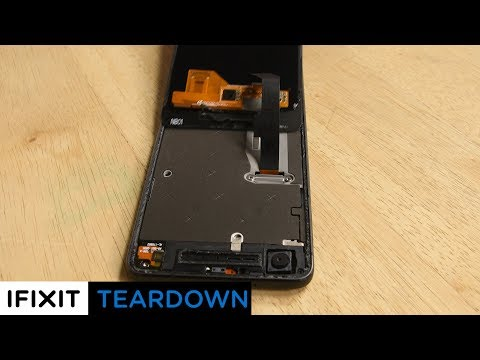 Google Pixel 2 Unboxing and Disassembly!