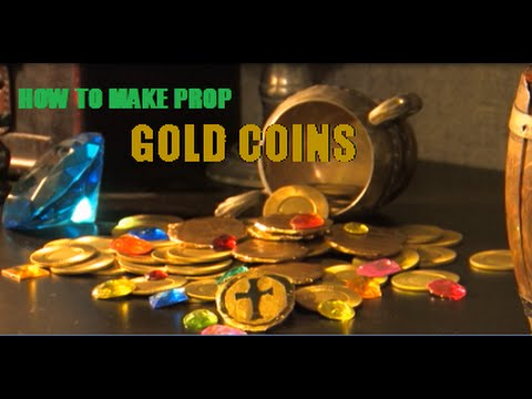 How to Make Gold Coins
