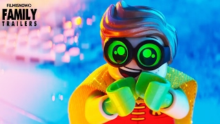 The LEGO Batman Movie | Find out how they made the family animated comedy