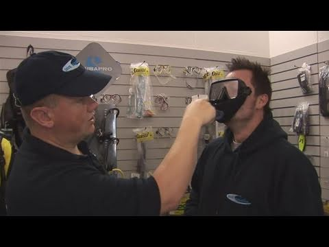 How To Adjust A Snorkel Mask