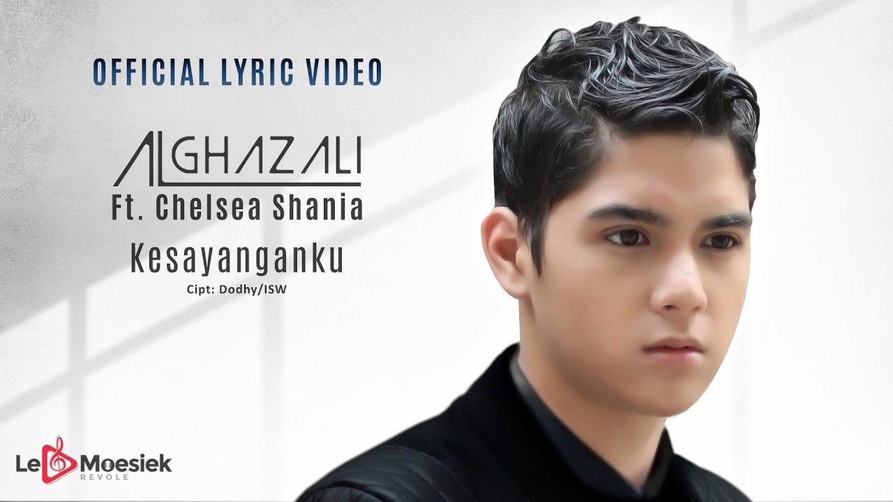 Download Al Ghazali Ft  Chelsea Shania - Kesayanganku (Official Lyric Video) MP3 Gratis