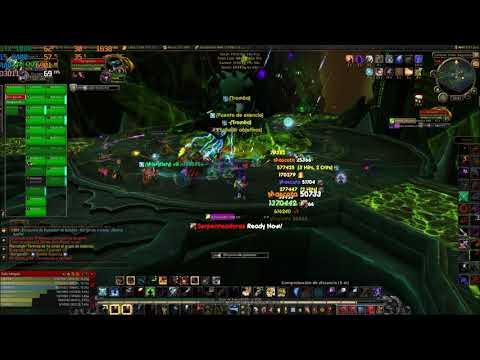 [World of Warcraft - Legion Patch 7.3.5][25 Raid Test FPS Stability