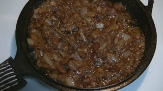 How To Caramelize Onions Noreen S Kitchen Basics