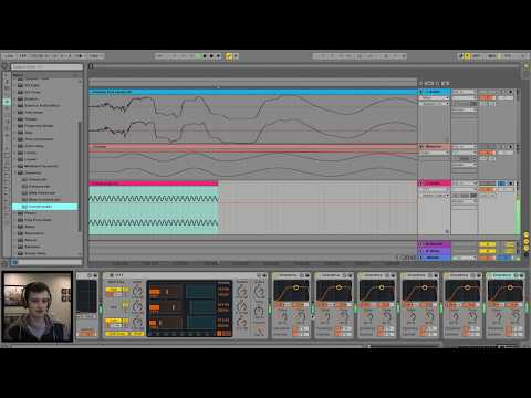 ABLETON: How to Make A Kick Drum From Scratch!