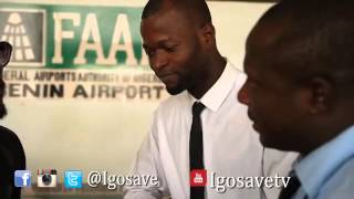 HILARIOUS COMEDY SKIT BY IGOSAVE..FUEL SMUGGLERS