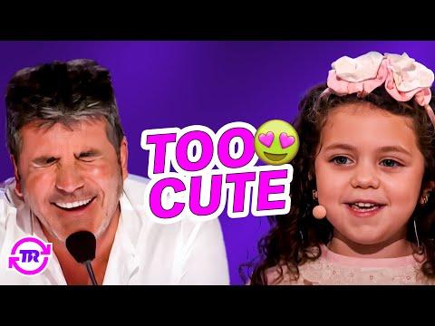 Xxx Mp4 Sophie Fatu The CUTEST 5 Year Old Audition Ever America S Got Talent 2018 3gp Sex