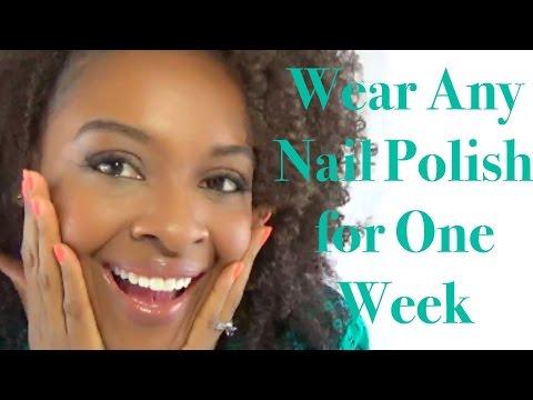 Long Lasting Nail Polish Routine | Use ANY Polish :)