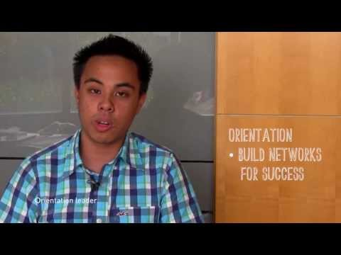SFU Orientation 2013 - What to expect