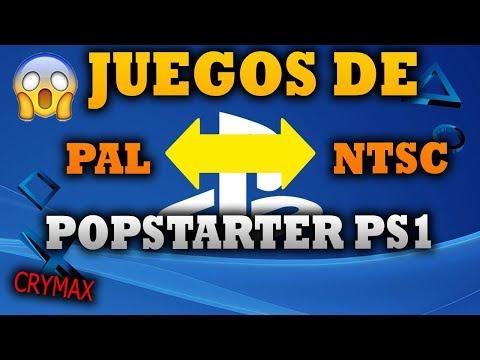 JUEGOS PS1 DE PAL A NTSC [PS2]