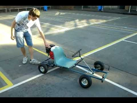 DIY Go Kart - School Project