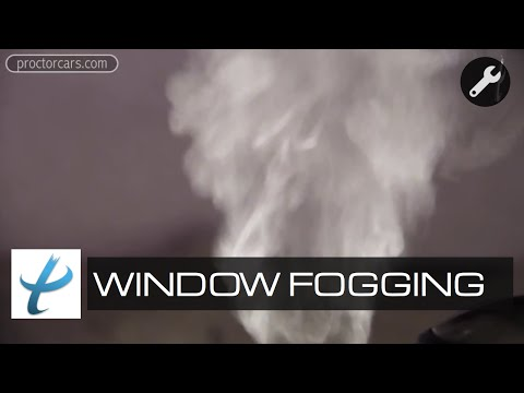 Why Are My Windows Fogging? -  Prevent Condensation Inside Car Window