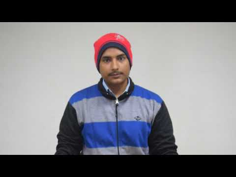 Lecture Competition | 1st Prize Ashutosh Upadhay | Indus Rangers