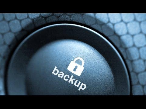 Windows server 2012 backup & recover
