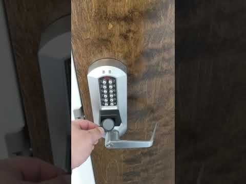 Using a proximity tag on the Kaba 5731 for Access Control