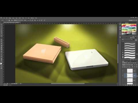Making-Of: Wooden MacBook Case Poster 1