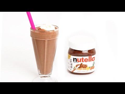 Ultimate Nutella Milkshake - Laura Vitale - Laura in the Kitchen Episode 902