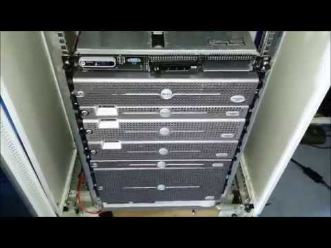 Home Lab Server Rack Setup