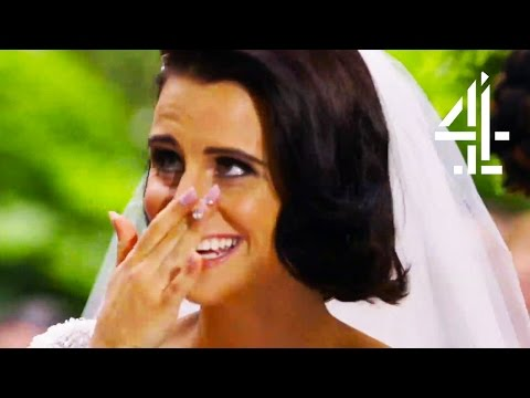 Bride And Groom Meet For The First Time | Married At First Sight