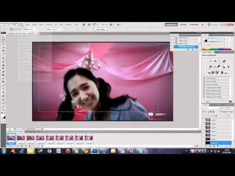 [TUMBLR] Gif Tutorial (Photoshop CS5) - Editing/Optimizing