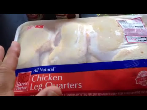 How To Grill Chicken Leg Quarters On The Grill Easy Receipe