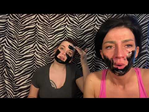 Black mask challenge after dabs and edibles
