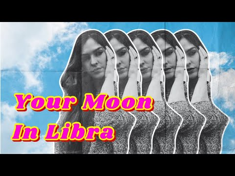 Moon in Libra in Astrology