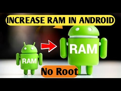 How to Increase Ram in Android Phone Without Root | Trick to Expand Ram Without Rooting