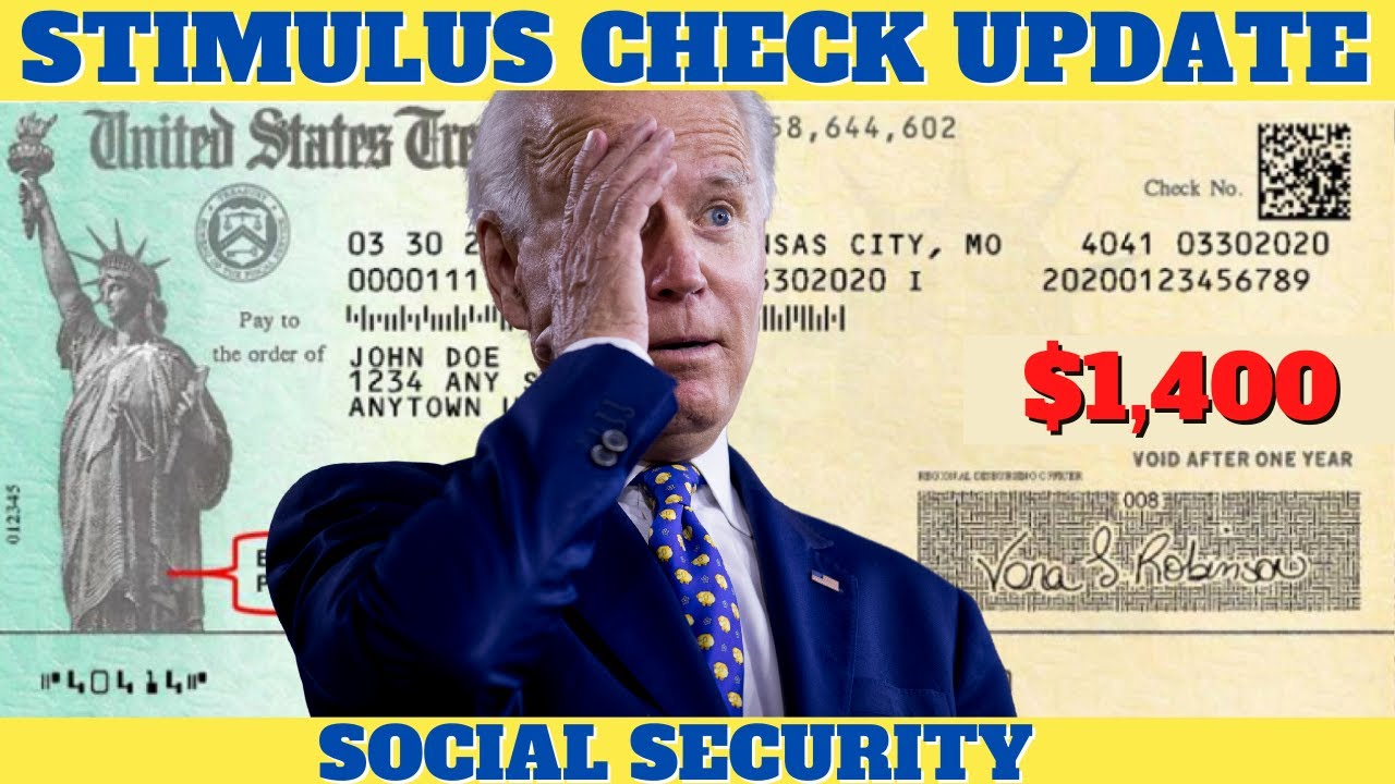 Just in: SOCIAL SECURITY SSI + SSDI PAYMENTS! 2 Bills Pass! Pelosi Quits.  4th Stimulus Check Update