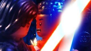 LEGO STAR WARS The Force Awakens Finn vs Kylo Ren