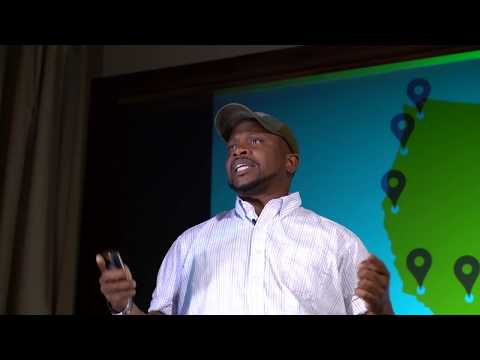Agrotherapy: Conditioning Veterans to their New Normal | Jon Jackson | TEDxEmory