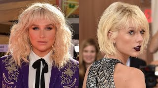 Kesha Tweets Support For Taylor Swift After DROPPED Court Case
