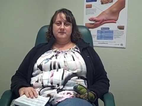 Patient Testimony after Surgery on Chronic Heel Pain and Heel Spurs with Dr  Wellens