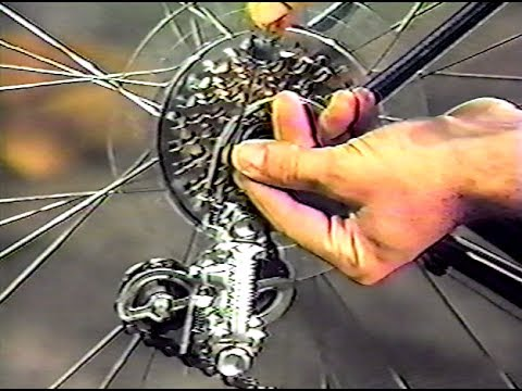 Vintage Road Bicycle Assembly & Repair, Part 1 of 2