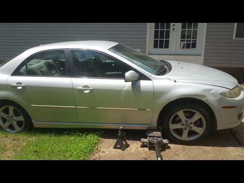 Mazda 6 passenger cv axle