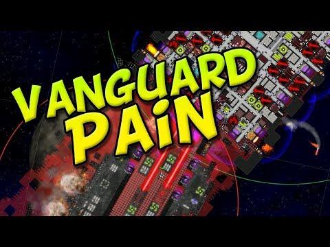 VANGUARD PAIN! - Cosmoteer Bounty Mode
