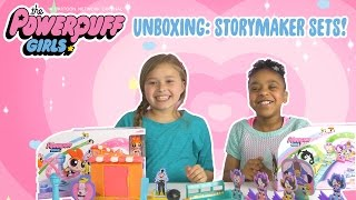 Toy Tuesday   UNBOXING: Fashion Frenzy and Dine & Dash Storymaker Sets!   Cartoon Network