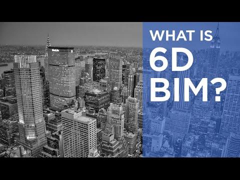 What is 6D BIM? | The B1M