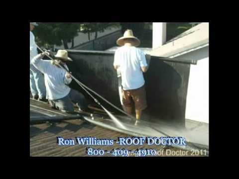 Tile Roof Cleaning and roof maintenance
