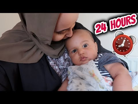WE TRIED TO BE PARENTS FOR 24 HOURS...