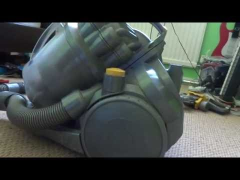 dyson dc08 overview and how to maintain.