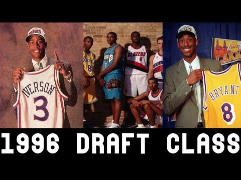 1996 NBA Draft Class Challenge! | NBA 2K16