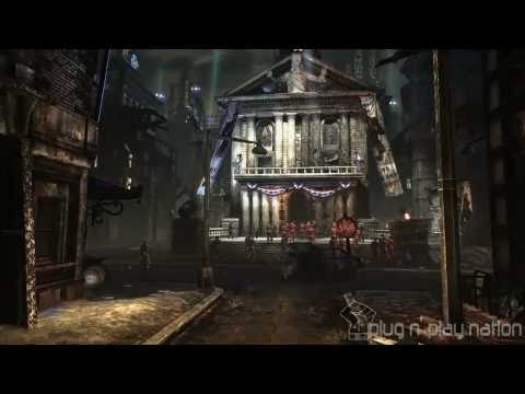 Arkham City Gameplay Trailer