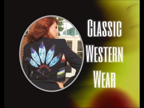 Vintage Western Fashion At Its Best! The 2017 Western Roundup Fashion Show