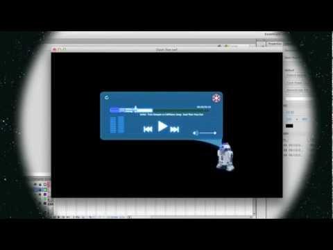 Star Wars - Flash Music Player (Actionscript 3)