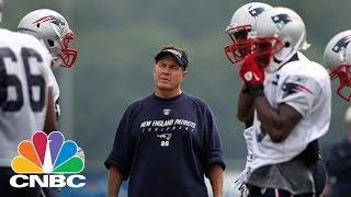 Bill Belichick On Leadership, Winning, Tom Brady Not A