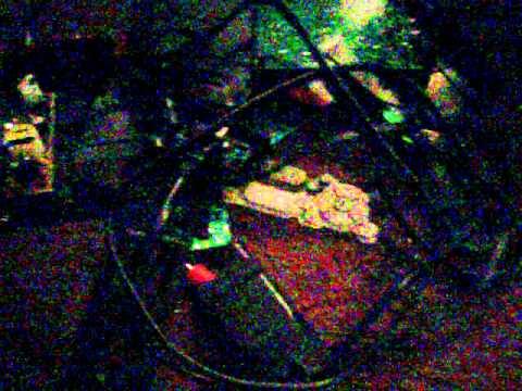 Broken Digital TV Converter Box